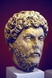Hadrian (76-13), Roman Marble Bust Photographic Print