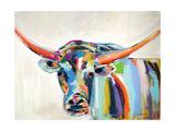 Long Horn Plakater af Melissa Lyons