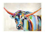 Long Horn Prints by Melissa Lyons