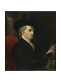 Self-Portrait Giclee Print by Benjamin West