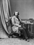 Dmitri Mendeleev, Russian Chemist, C1880-C1882 Photographic Print by Andrei Osipovich Karelin