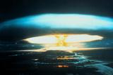 150-Megaton Thermonuclear Explosion, Bikini Atoll, 1 March 1954 Photographic Print