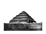 Memphis Saqqara, Egypt, 1893 Giclee Print by Auguste Edouard Mariette