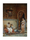 In a Harem Giclee Print by Filippo Baratti