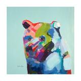 Bear Print by Melissa Lyons