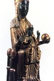 Virgin of Montserrat, Catalonia, Spain Photographic Print
