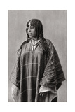 A Bedouin's Wife, Iraq, 1925 Giclee Print by A Kerim
