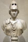 Bust of Athena, 2nd Century Photographic Print