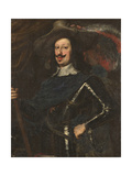 Portrait of Ferdinando II De' Medici, Grand Duke of Tuscany (1610-167) Giclee Print by Justus Sustermans