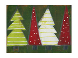 Christmas Tree Delight II Prints by Melissa Lyons