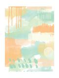 Abstract II Kunstdrucke von Linda Woods