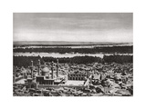 The Kadhimiya, the Holy City Near Baghdad, from an Aeroplane, Iraq, 1925 Giclee Print by A Kerim
