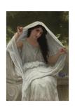 Veil Impression giclée par William-Adolphe Bouguereau