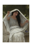 Veil Giclee Print by William-Adolphe Bouguereau