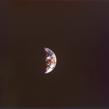 The Earth from Space, 1968 Stampa fotografica