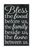 Bless Prints by Erin Deranja