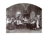 Boyar's (Nobleman') Wedding, Russia, C1883-C1884 Giclee Print by Andrei Osipovich Karelin