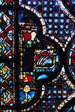 The Inn, Stained Glass, Chartres Cathedral, France, 1205-1215 Photographic Print
