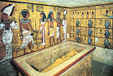 Tomb of Tutankhamun, Ancient Egyptian, 18th Dynasty, C1325 Bc Photographic Print