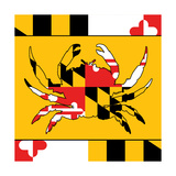 Maryland 1 Prints by Stephanie Marrott