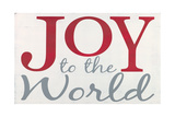 Joy to the World Posters by Erin Deranja