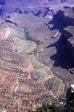 Aerial View of the Grand Canyon, Arizona, Usa Photographic Print