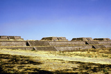 Citadel of Teotihuacan, Pre-Columbian Mexico Photographic Print