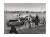 Transport in Iraq, 1925 Giclee Print by A Kerim