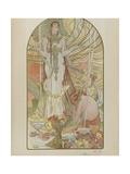 Salammbô Giclee Print by Alphonse Mucha