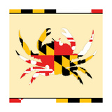 Maryland 2 Poster by Stephanie Marrott