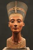 The Nefertiti Bust, Ca 1350 Bc Fotografisk tryk