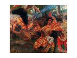 Hopak Giclee Print by Ilya Yefimovich Repin