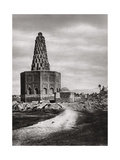 The Tomb of Zubayda, Baghdad, Iraq, 1925 Giclee Print by A Kerim