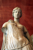 Statue of Aphrodite, Goddess of Beauty and Love Reproduction photographique