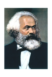 Karl Marx, German Social, Political and Economic Theorist Giclee Print