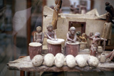 Funerary Tomb Model of a Bakery, Ancient Egyptian Photographic Print