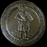 The Seal of Ivan Mazeppa, 17th Century Photographic Print
