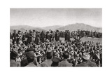 Religious Ceremonies, Iraq, 1925 Giclee Print by A Kerim