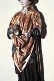 St Stephen, Austrian Statue, 1480 Photographic Print
