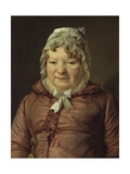 Portrait of the Mother of Captain Von Stierle-Holzmeister, Ca 1819 Giclee Print by Ferdinand Georg Waldmüller