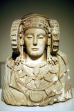The Lady of Elche, 5th Century Bc Photographic Print