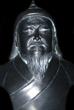 Genghis Khan Photographic Print