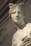 Statue of Aphrodite, Goddess of Beauty and Love Photographic Print