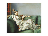 Portrait of Maria Adelaide of France in Turkish Dress, 1753 Giclee Print by Jean-Étienne Liotard