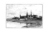 Kronborg Castle, Elsinore, Denmark Giclee Print