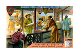 History of Paper: 4, C1900 Giclee Print