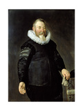 Portrait of a Man, 1632 Giclee Print by Thomas de Keyser