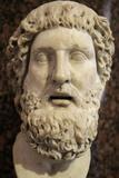 Head of Philoctetes, 2nd Century Photographic Print