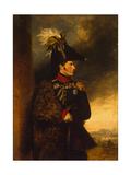 Prince Alexander Sergeyevich Menshikov (1787-186), Ca 1825 Giclee Print by George Dawe