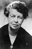 (Ann) Eleanor Roosevelt (1884-196) American Humanitarian Photographic Print